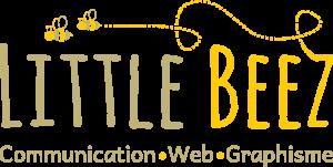 Logo de l'agence de communication Little Beez