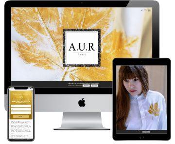A.U.R Paris - Pièces uniques revalorisées avec du fil d'or