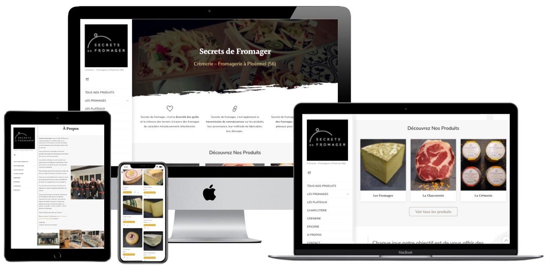 Secrets de Fromager – eShop avec Click & Collect